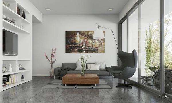 Stylish Hidden TV Storage Ideas  Home Design And Interior