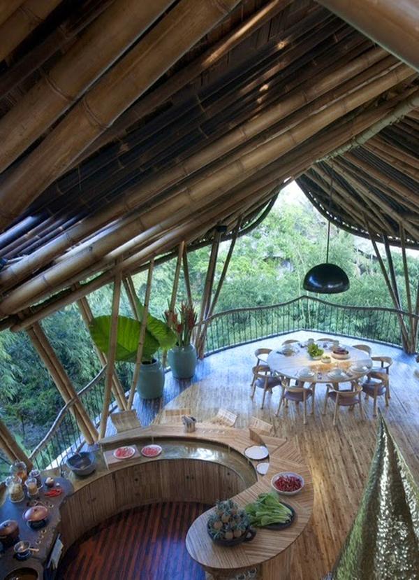 bambootreehouseinterior