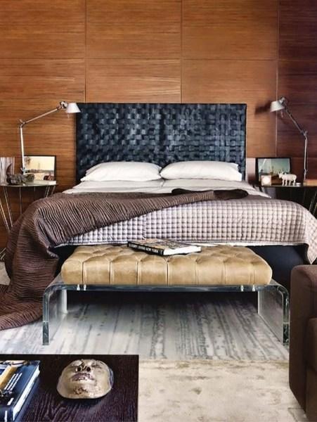 bachelor bedroom design ideas vintage 25 Trendy Bachelor Pad Bedroom Ideas | Home Design And