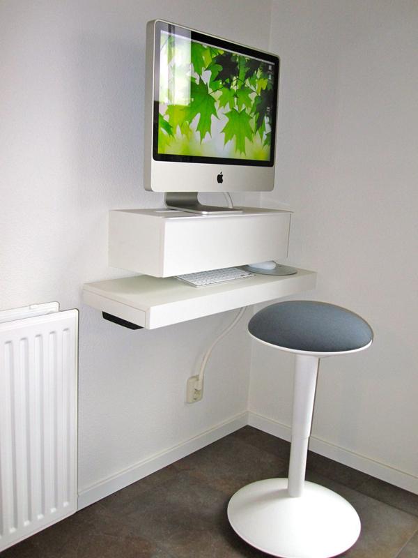 30 Modern iMac Computer Desk Arrangement  Home Design And