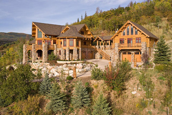 Mountain House Design Ideas