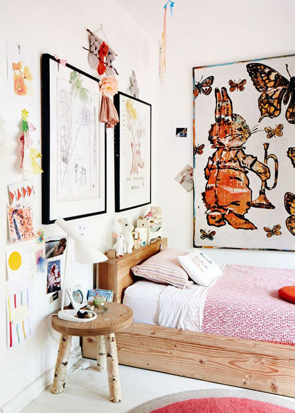 20 Beautiful Bohemian Kids Bedroom Ideas Home Design And