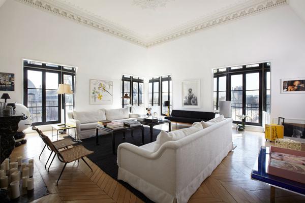 Eclectic Apartment In Paris Designed By Sarah Lavoine
