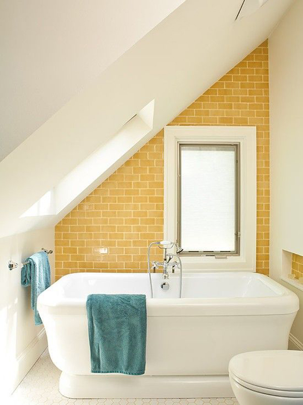 smallatticbathroomdecoration