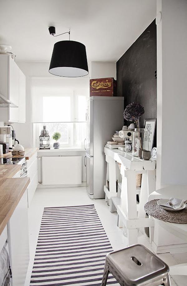 Modern House Kitchen Design Inside