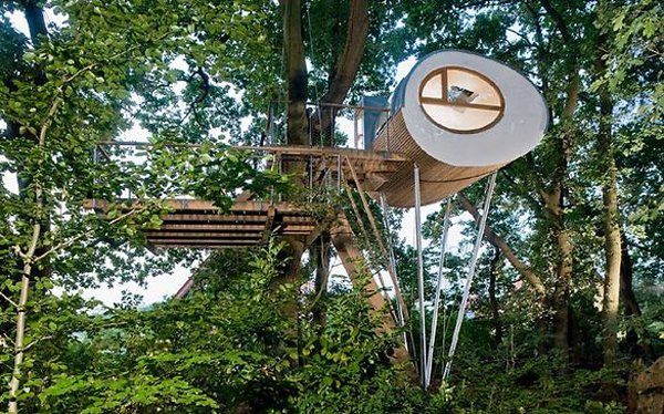 Cool Treehouse Ideas