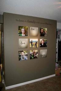 love-family-photo-wall-ideas