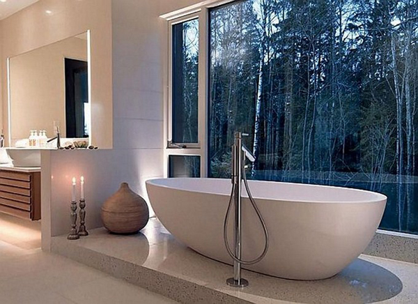 15 Most Beautiful Bathroom Views  Home Design And Interior