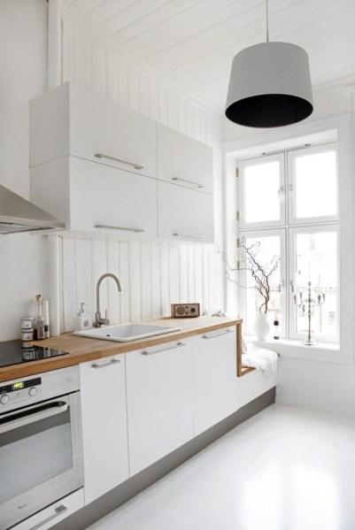 scandinavian interior design kitchen white 35 Warm And Cozy Scandinavian Kitchen Ideas | Home Design