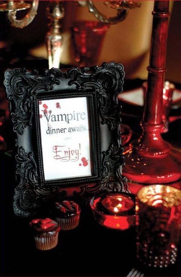 30 Dramatic Halloween Table Decor Ideas  Home Design And