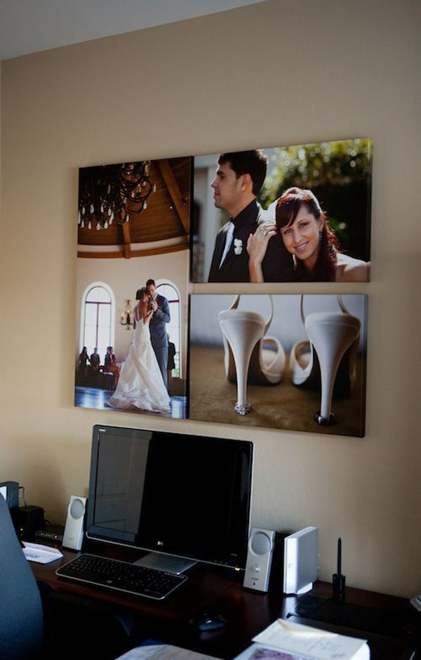 20 Love Photo Wall Ideas  Home Design And Interior