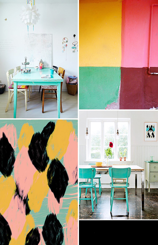 Beautiful Scandinavian Colors  Home Design And Interior