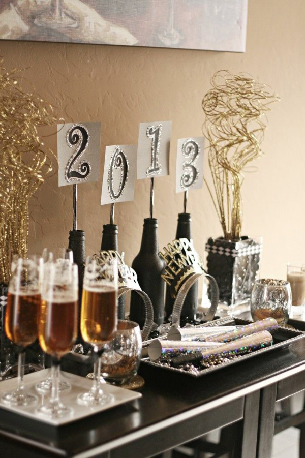 20 Wonderful New Year Eve Party Ideas Home Design And Interior