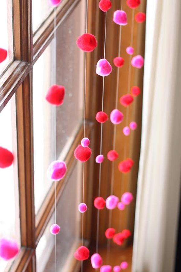 20 Pink Valentine Day Decorations