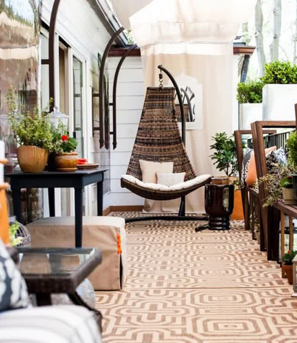 s most romantic balcony ideas