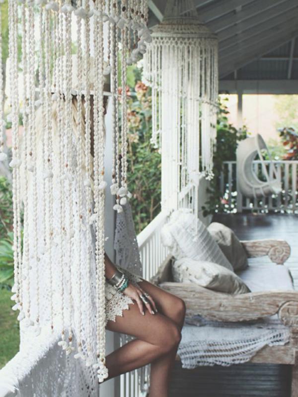 15 Cool Seashell Curtain Ideas  Home Design And Interior