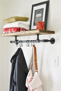 diy-industrial-coat-rack-design