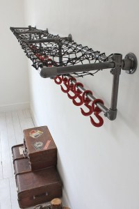 15 Industrial Pipe Rack Storage Ideas   Home Design And ...