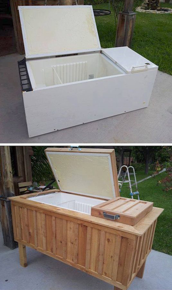 15 Easy Recycled Diy Furniture Hacks Home Design And