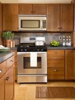 20 Modern And Simple Kitchen Backsplash   HomeMydesign