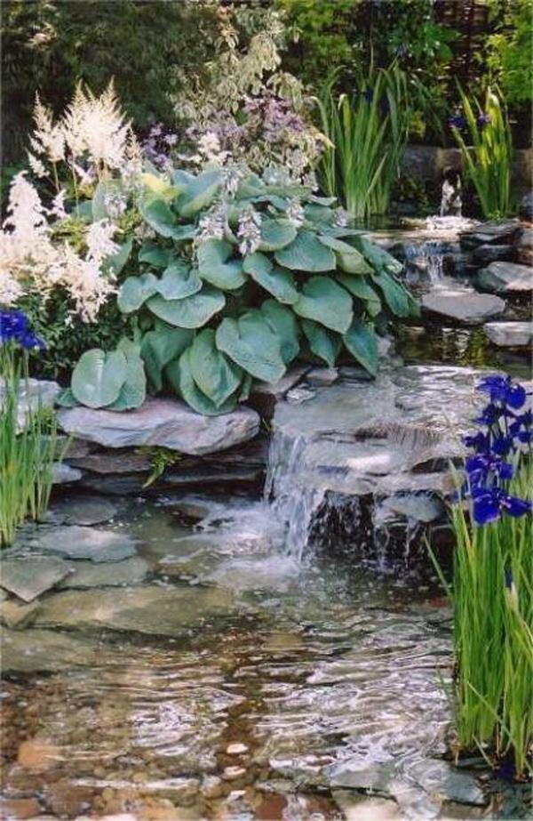 beautifuljapanesegardenwaterfalls