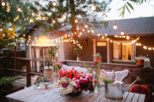 10 Most Romantic Backyard Lighting Ideas Home Design And Interior