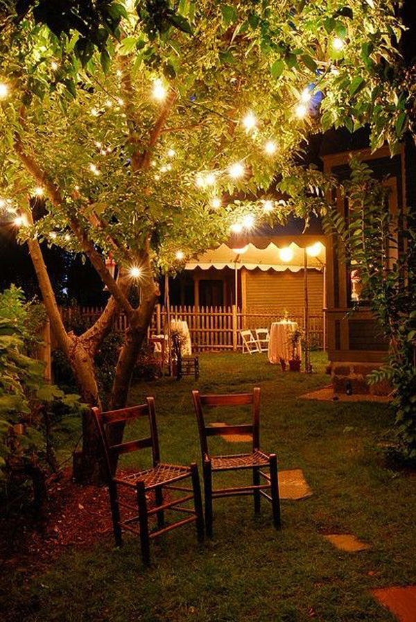 10 Most Romantic Backyard Lighting Ideas