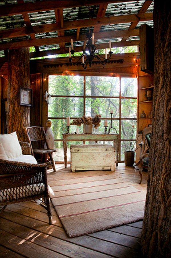 Magic Treehouse Decor Ideas
