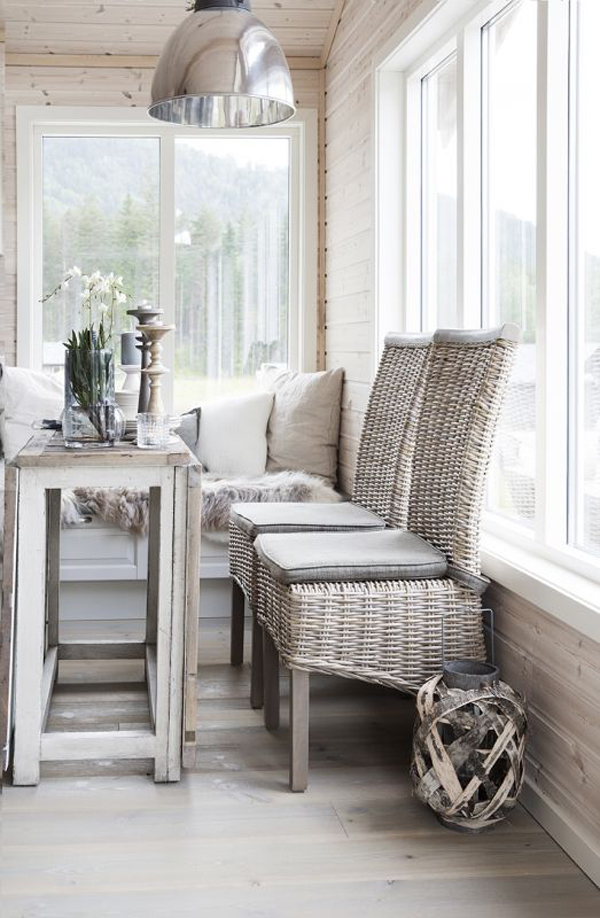 Beautiful Wicker furniture For Every Interiors  Home