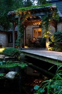 romantic-garden-pond-and-deck