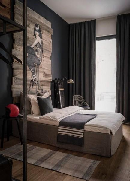 bachelor bedroom design ideas vintage 15 Masculine Bachelor Bedroom Ideas | Home Design And Interior