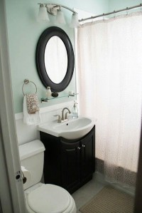 25 Stylish Small Bathroom Styles