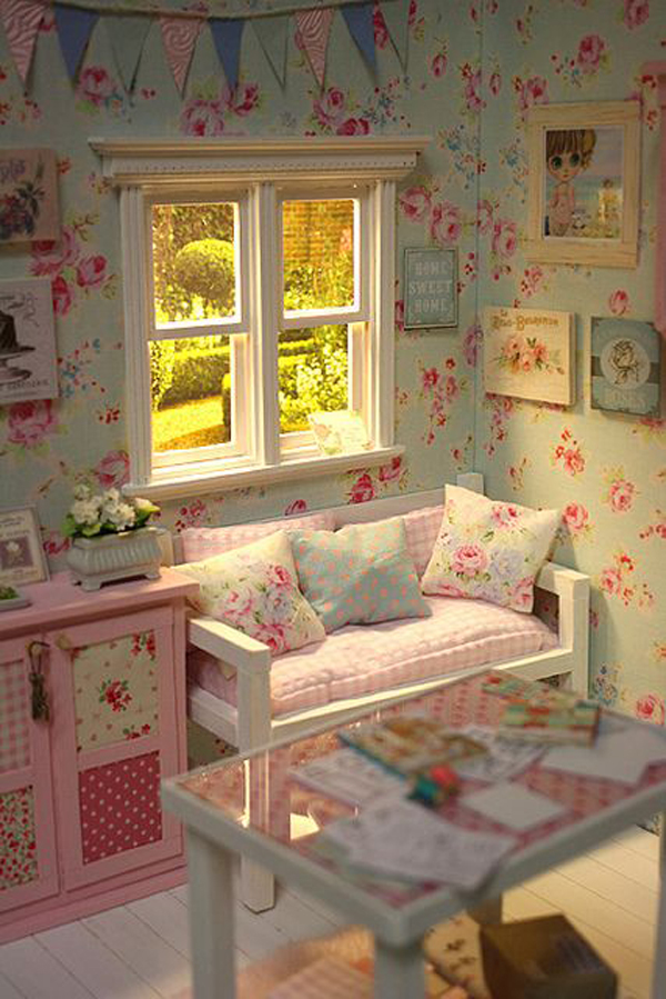 Fall Outdoor Decorations Wallpaper 25 Shabby Chic Kids Room Ideas Home Design And Interior