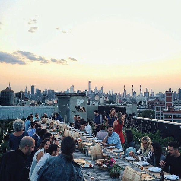 Dinner Party Ideas For 20 Part - 30: 20 Best Rooftop Dinner Party Decorations Home Design And Interior