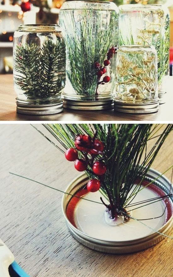 Learn how to design and decorate a bedroom with style, and where to spend—and not to spend—your money on decor. christmas-mason-jar-planter-decor-ideas | HomeMydesign