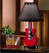 15 Clever Ways To Repurpose Old Guitars | Home Design And ...