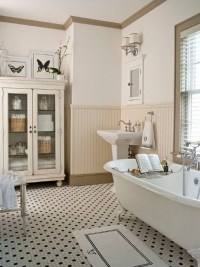 20 Cozy And Beautiful Farmhouse Bathroom Ideas | Home ...