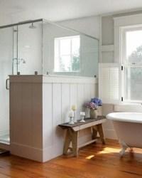 20 Cozy And Beautiful Farmhouse Bathroom Ideas   Home ...
