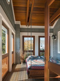 10 Most Relaxing Sleeping Porch Ideas | Home Design And ...