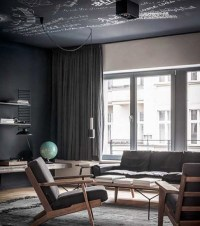 Masculine Bachelor Pad Apartment In Berlin | Home Design ...