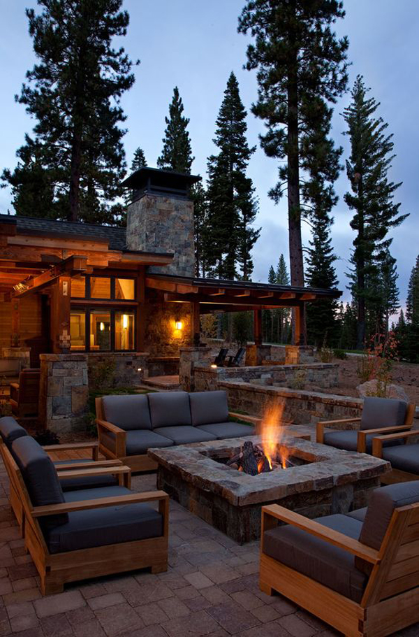 22 Stunning Outdoor Fire Pits For Cozy Backyard Home