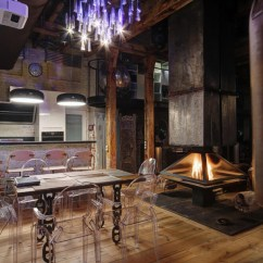 Artwork For Kitchen Walls Full Cabinets Industrial Bachelor Pad Loft Design In Russian | Home ...