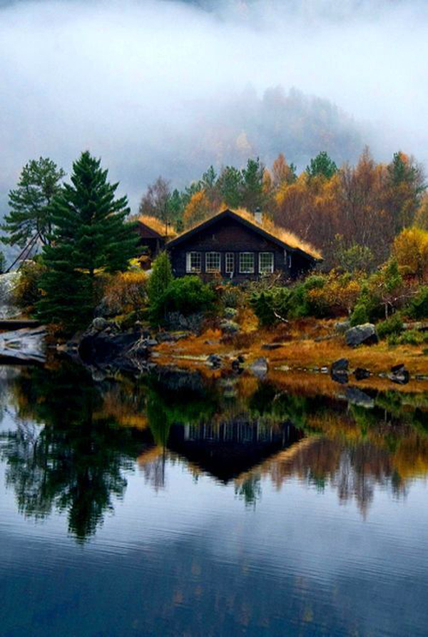 lakehousegetwaysinnorway