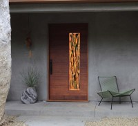 mid-century-front-door-ideas