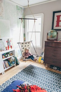 10 Charming Kids Rooms With Vintage Ideas