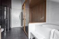 Exclusive Attic Apartment Design In Stockholm