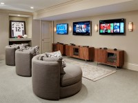 25 Incredible Video Gaming Room Designs   Home Design And ...