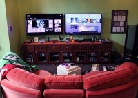 25 Incredible Video Gaming Room Designs | Home Design And ...