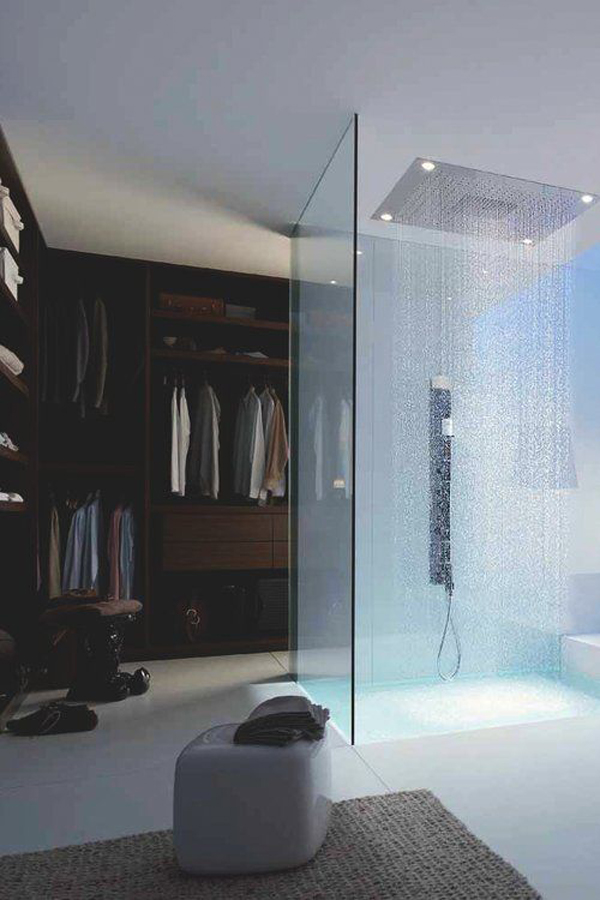 22 Modern Rain Shower Ideas For Refresh Your Body Home Design And Interior