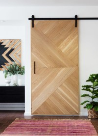 20 Awesome Sliding Doors With Rustic Accent   Home Design ...